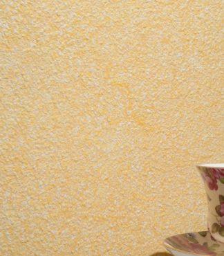 Желтые Жидкие обои Экобарвы 314-2 - серия Акрил
