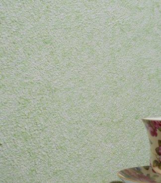 Зелёные Жидкие обои Экобарвы 392-1 - серия Акрил