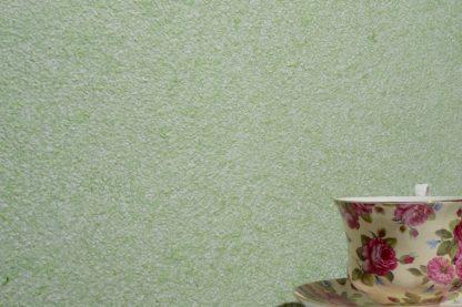 Зелёные Жидкие обои Экобарвы 392-2 - серия Акрил