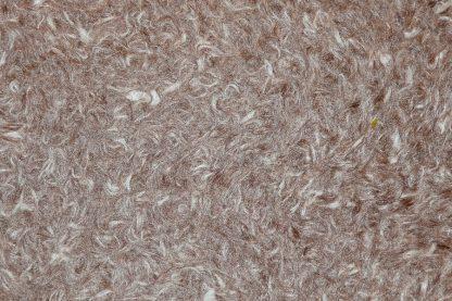 0004, Тёмно-коричневые жидкие обои Экобарвы из серии Софт