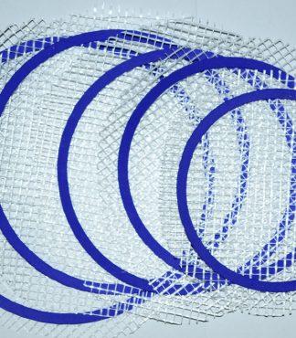 Набор кружков а5 - декор для жидких обоев экобарвы